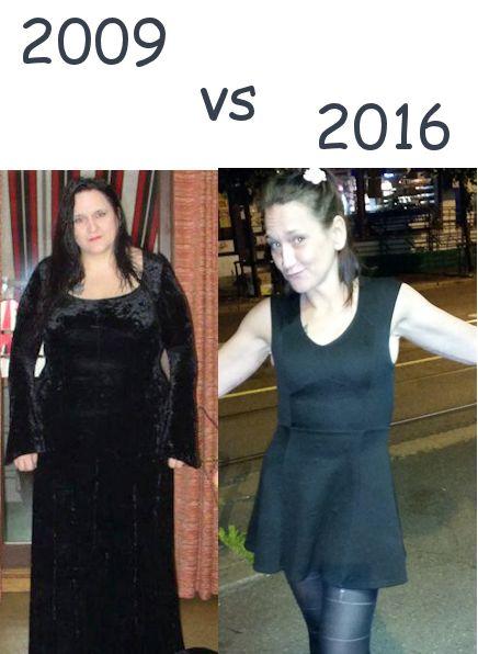 før og nå